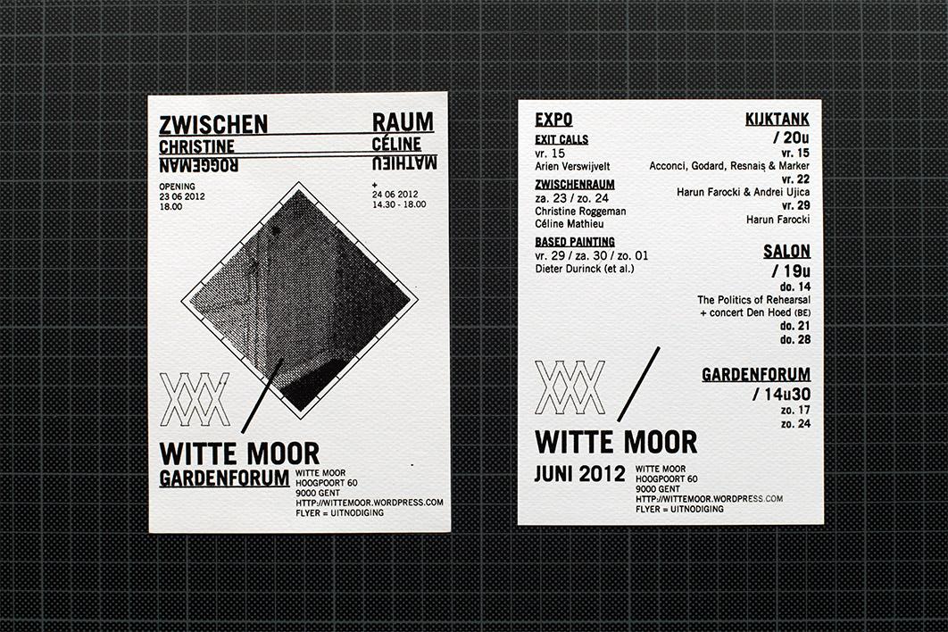 Witte Moor posters